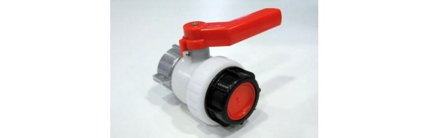 4ef9b3a190296 Raccords et vannes pour cuve IBC 1000 litres | Multitanks - Multitanks  International