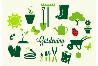 Gardening: 8 essential tools to get started