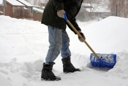 Snow removal: what to do in front of your home?